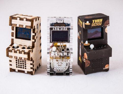 Arcade Oyun Makinesi