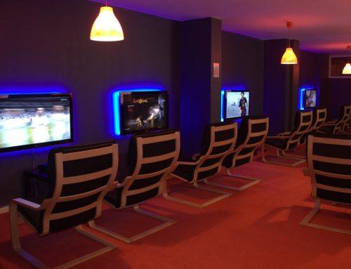 Kiralık Ticari Oyun Makinaları